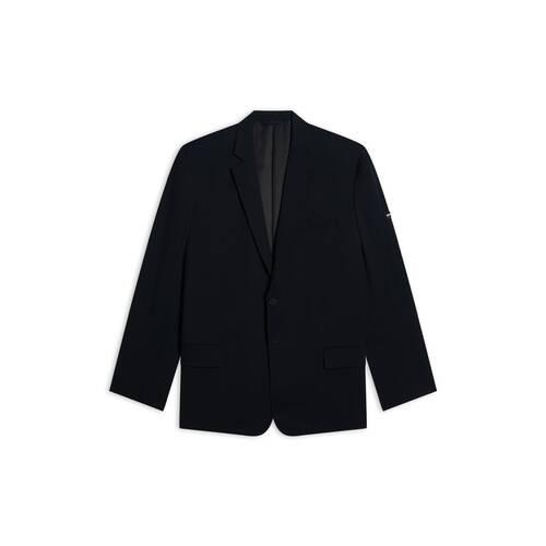 washed jacket