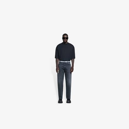 logo waistband pants