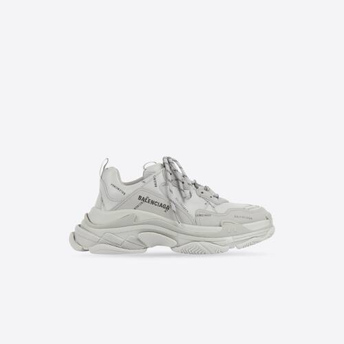 allover logo triple s sneaker