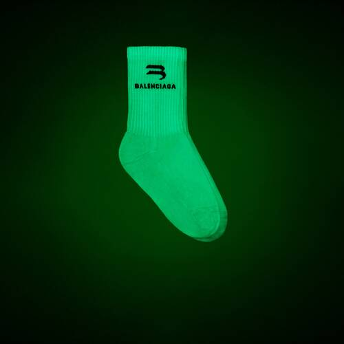 chaussettes glow