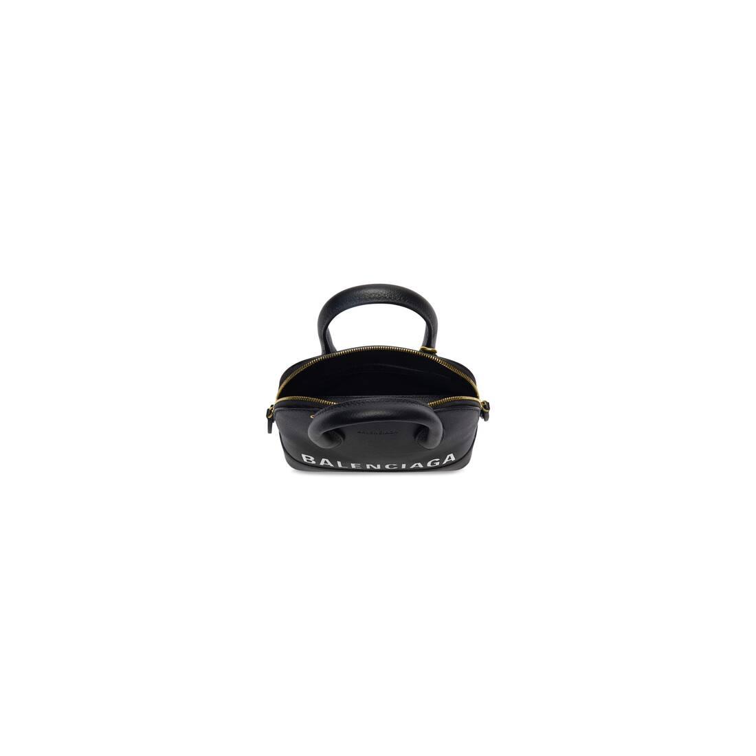 Display zoomed version of ville xxs top handle bag 5