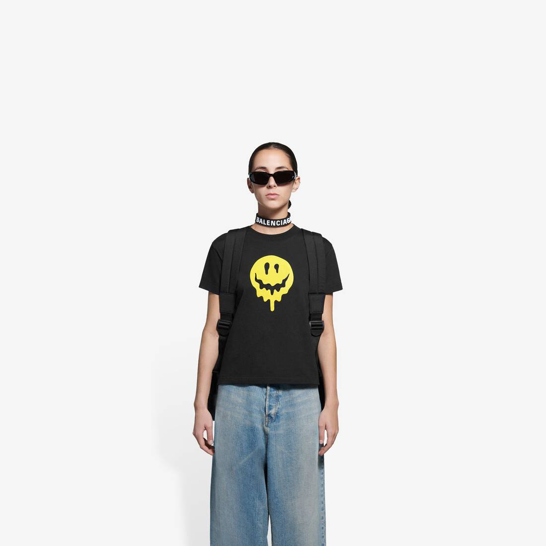Display zoomed version of drip peace スモールフィット tシャツ  3