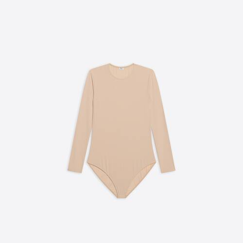 body long sleeve top