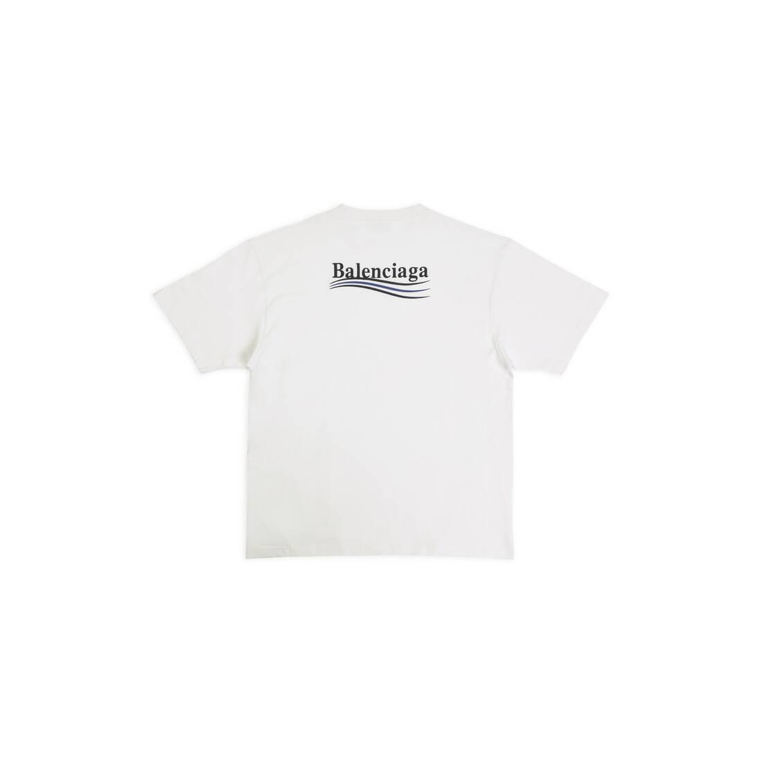 Display zoomed version of camiseta con ajuste grande political campaign 2