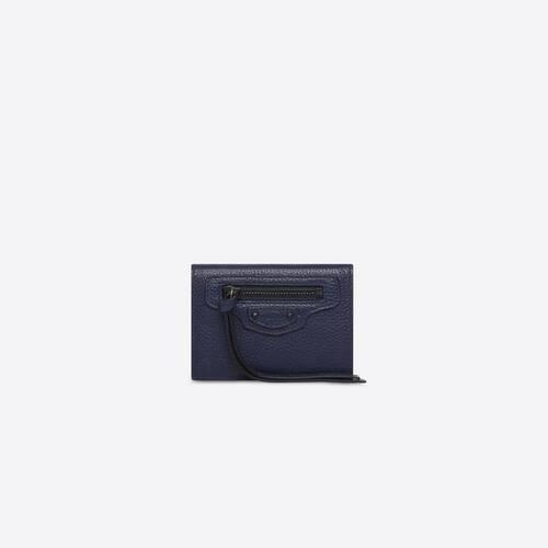 neo classic mini wallet