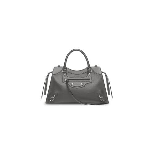 neo classic medium top handle bag
