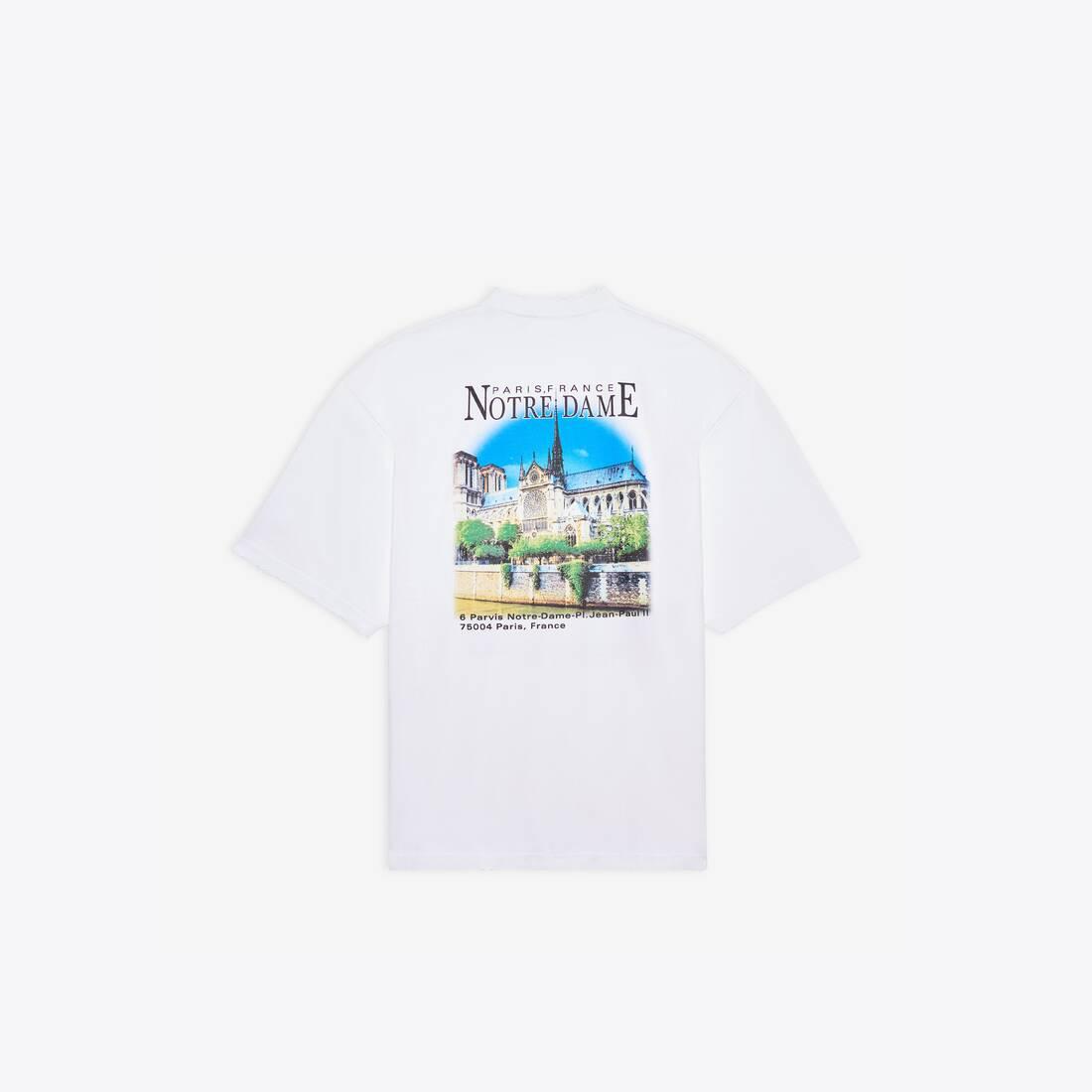 Display zoomed version of sacré cœur xl t-shirt 2