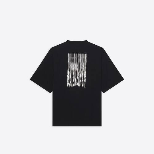 barcode wide fit t-shirt