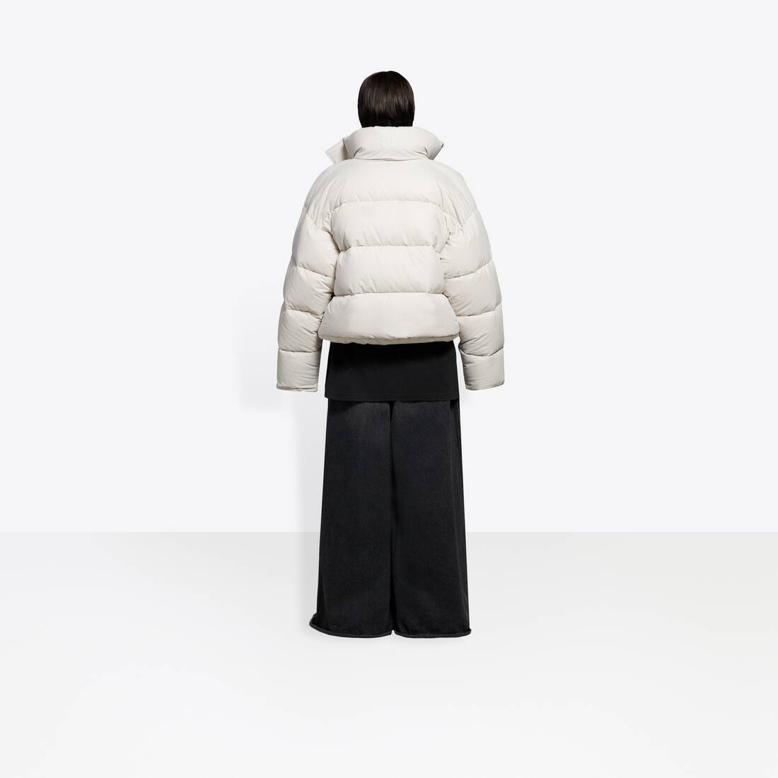 Display zoomed version of bb puffer jacket 6