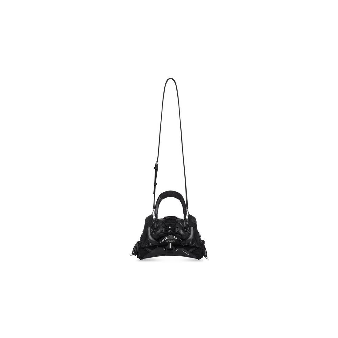 Display zoomed version of sneakerhead small top handle bag 4