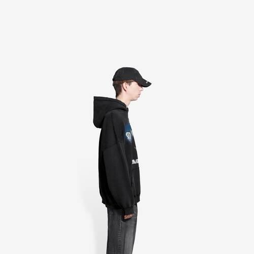 rammstein boxy hoodie