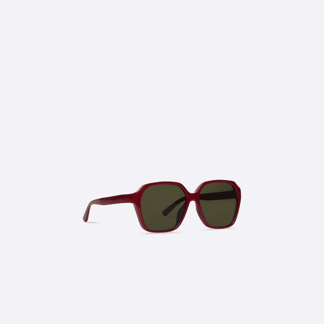 Display zoomed version of side square sunglasses 3