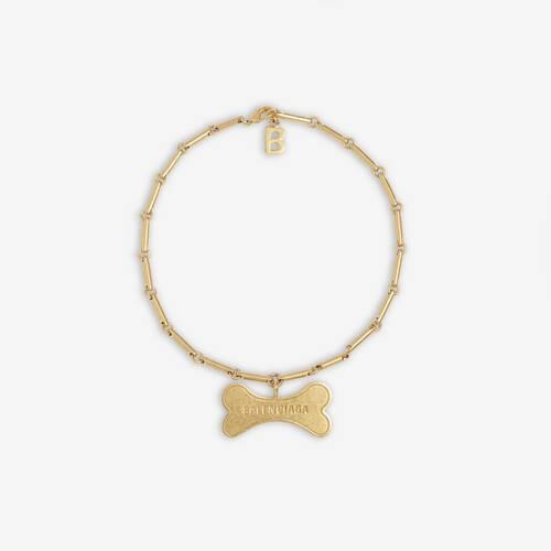pets bone necklace