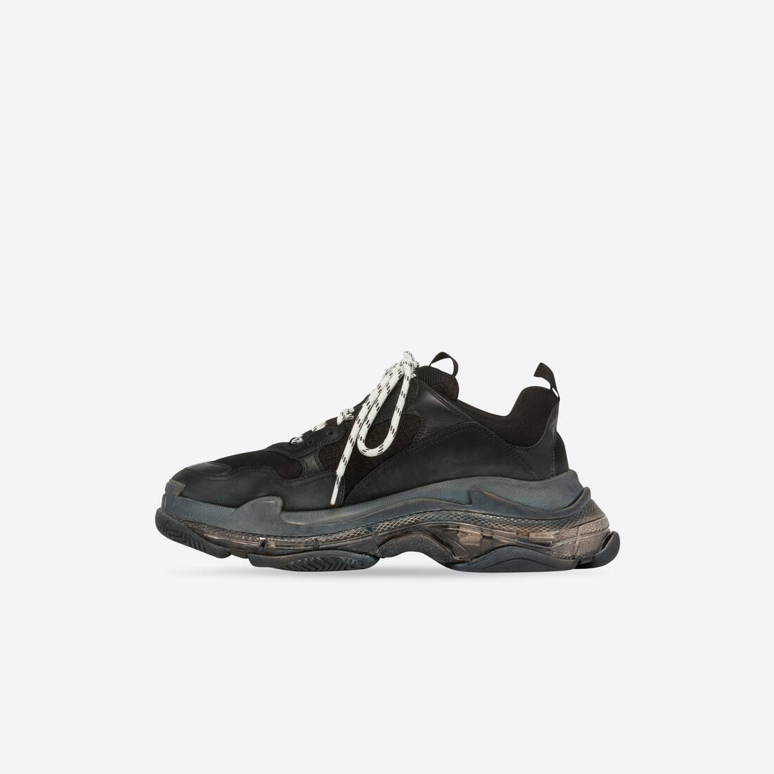 Display zoomed version of triple s clear sole 4
