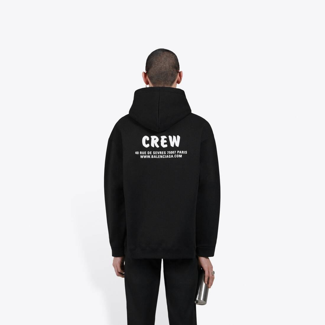 Display zoomed version of crew medium fit hoodie 7
