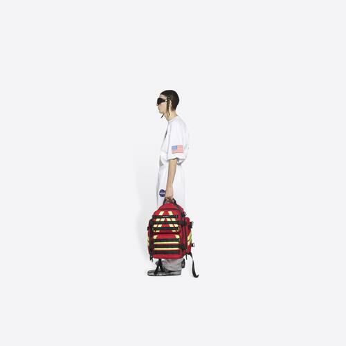 fire backpack