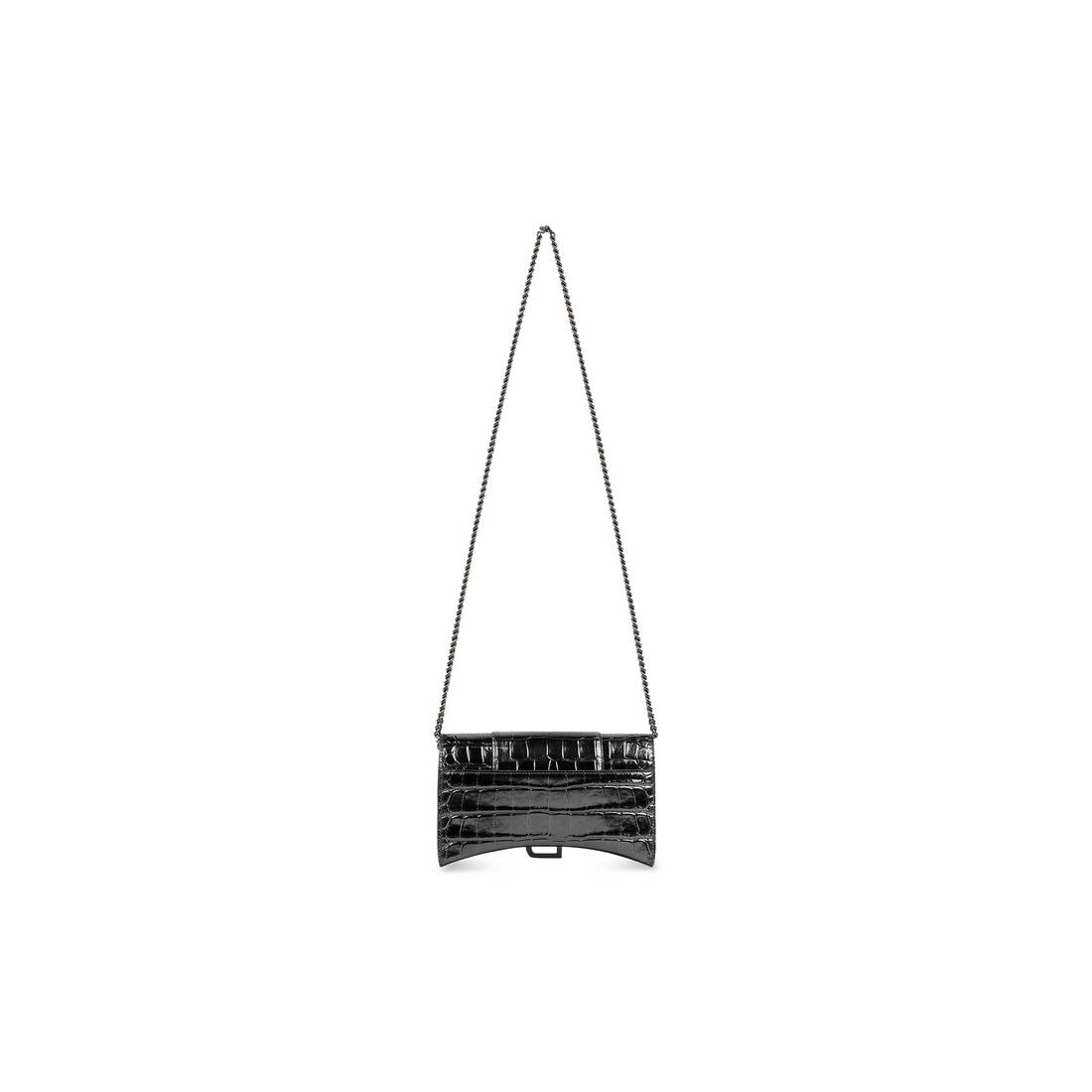 Display zoomed version of hourglass mini wallet on chain 2