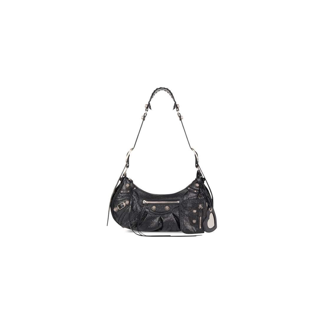 Display zoomed version of le cagole small shoulder bag  1