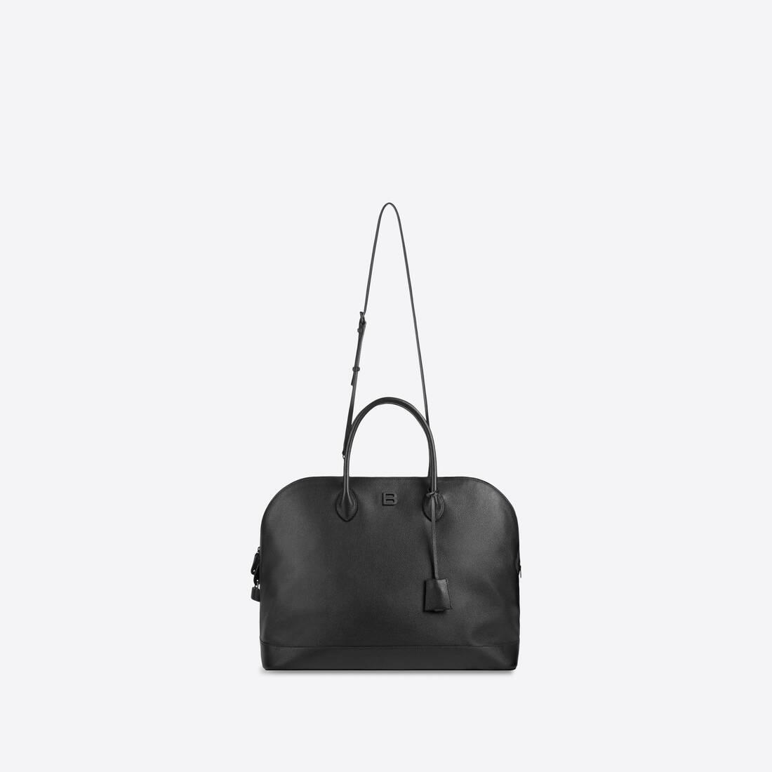 Display zoomed version of ville supple large top handle bag 4
