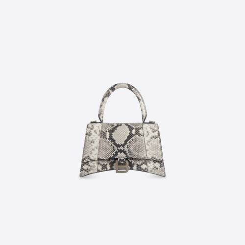 bolso pequeño hourglass top handle