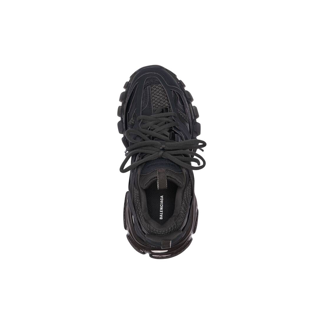 Display zoomed version of track clear sole sneaker 4