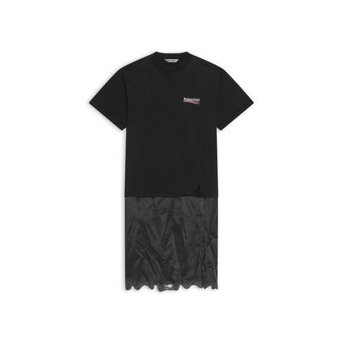 political campaign スリップドレス tシャツ