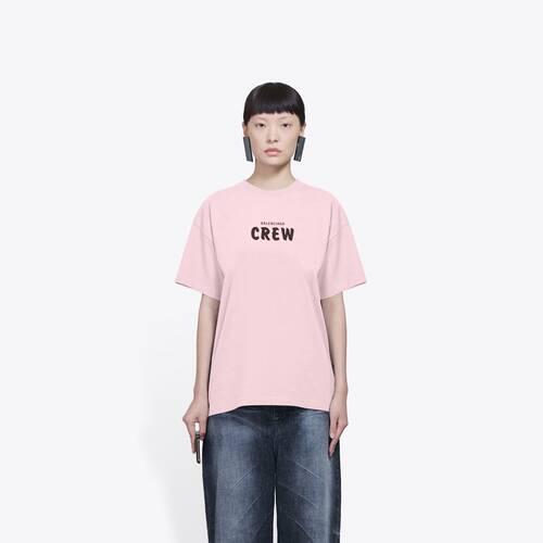crew medium fit t-shirt