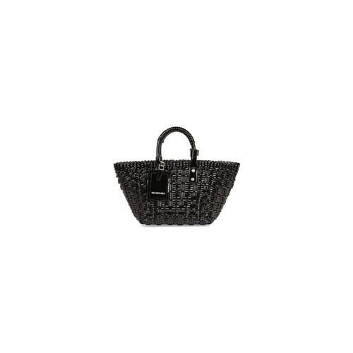 bistro xs basket with strap