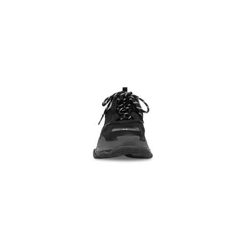 sneaker triple s clear sole