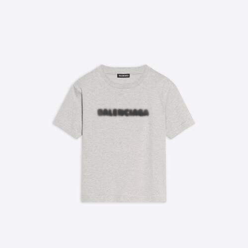 kids - blurry t-shirt