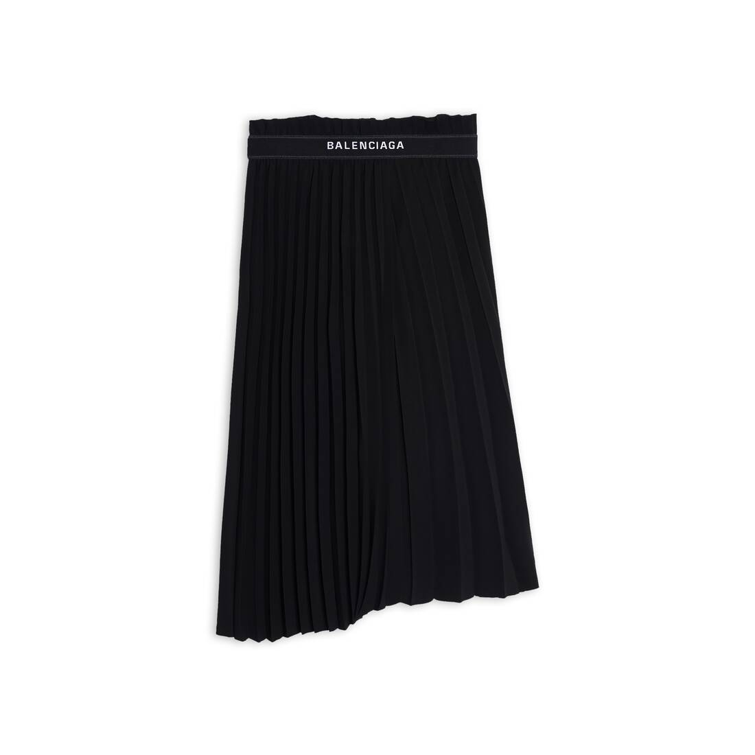 Display zoomed version of fancy pleated skirt 2