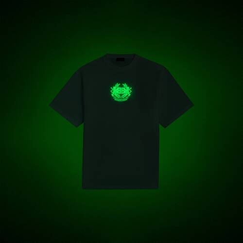 gitd lion's laurel boxy t-shirt