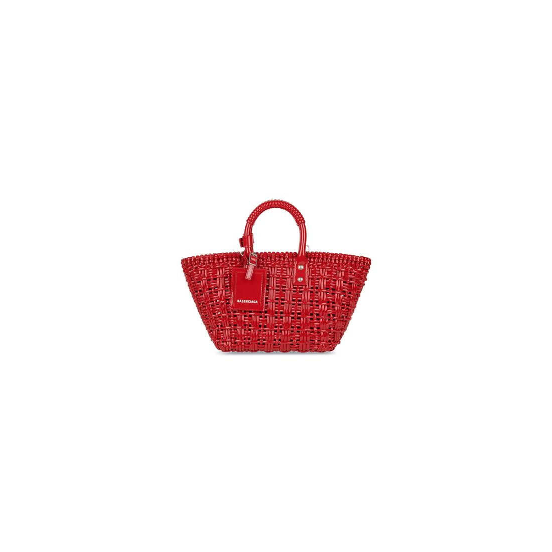 Display zoomed version of bistro xs basket with strap 1