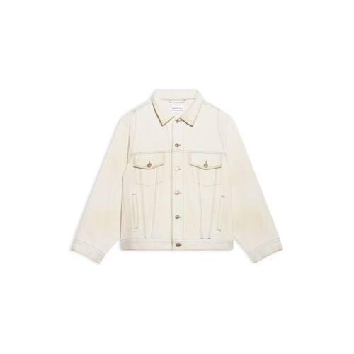 bell sleeve jacket
