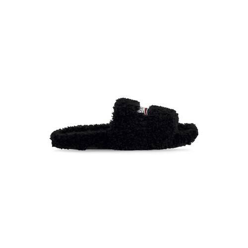 sandali pelosi slide sandal