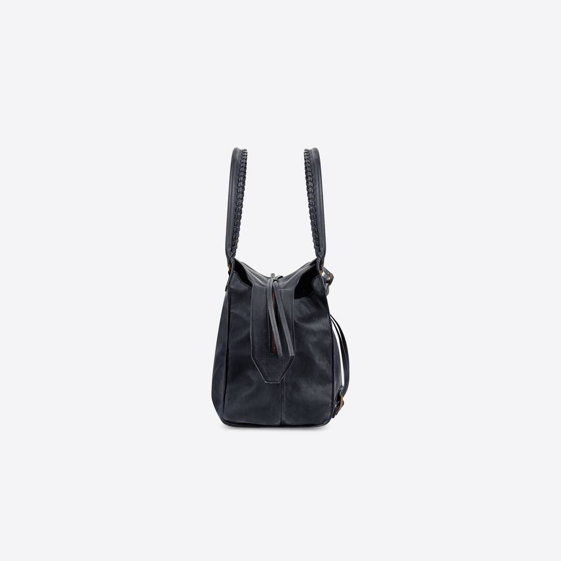 Display zoomed version of neo classic large top handle bag 3