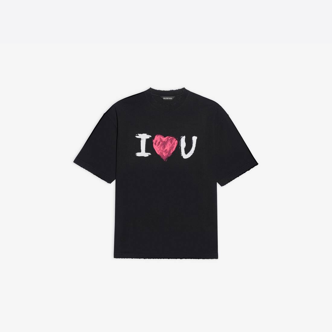 Display zoomed version of i love u medium fit t-shirt 1