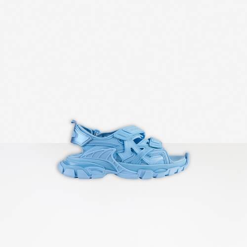 track slide sandal