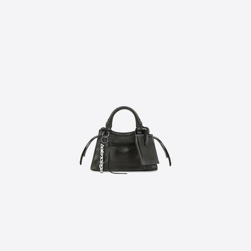 neo classic mini top handle bag