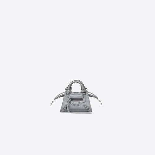 sac top handle neo classic modèle super nano