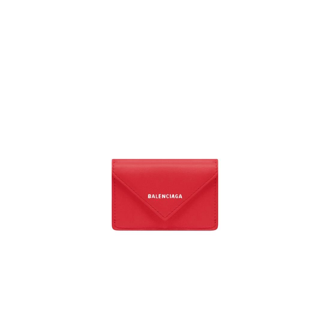 Display zoomed version of papier mini wallet 1