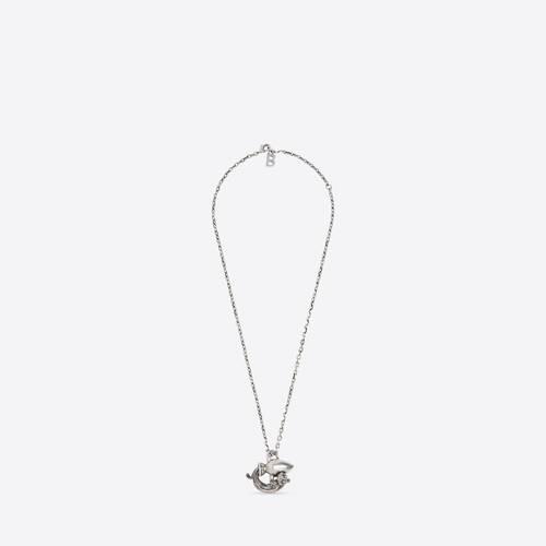 zodiac sign aquarius necklace