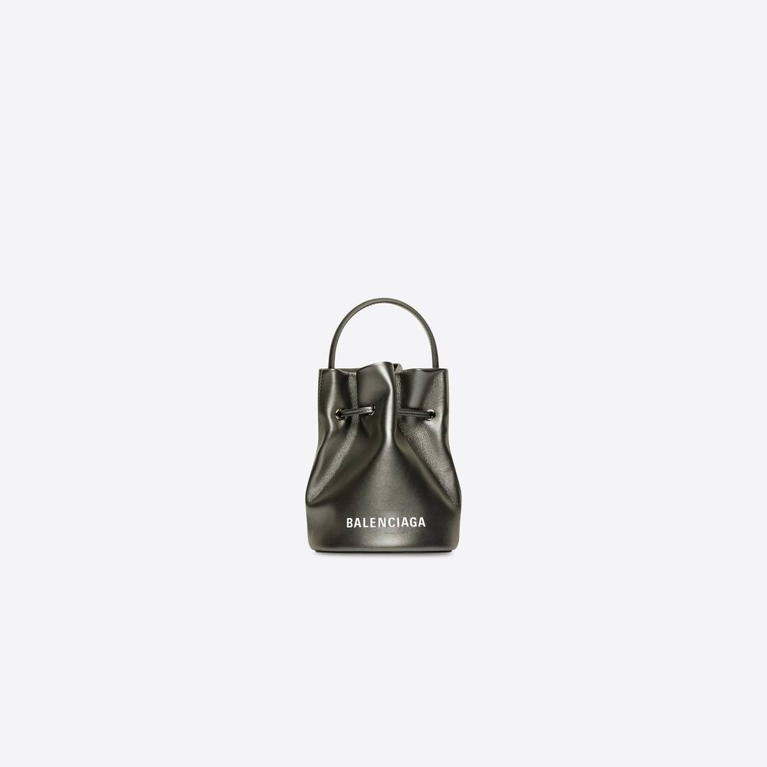 Display zoomed version of everyday xs drawstring bucket bag 1