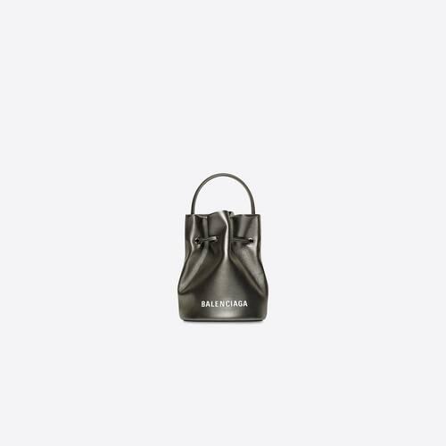 everyday xs drawstring bucket bag