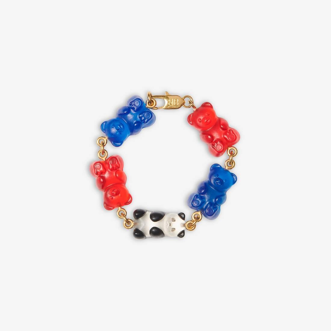 Display zoomed version of gummy bear bracelet 1