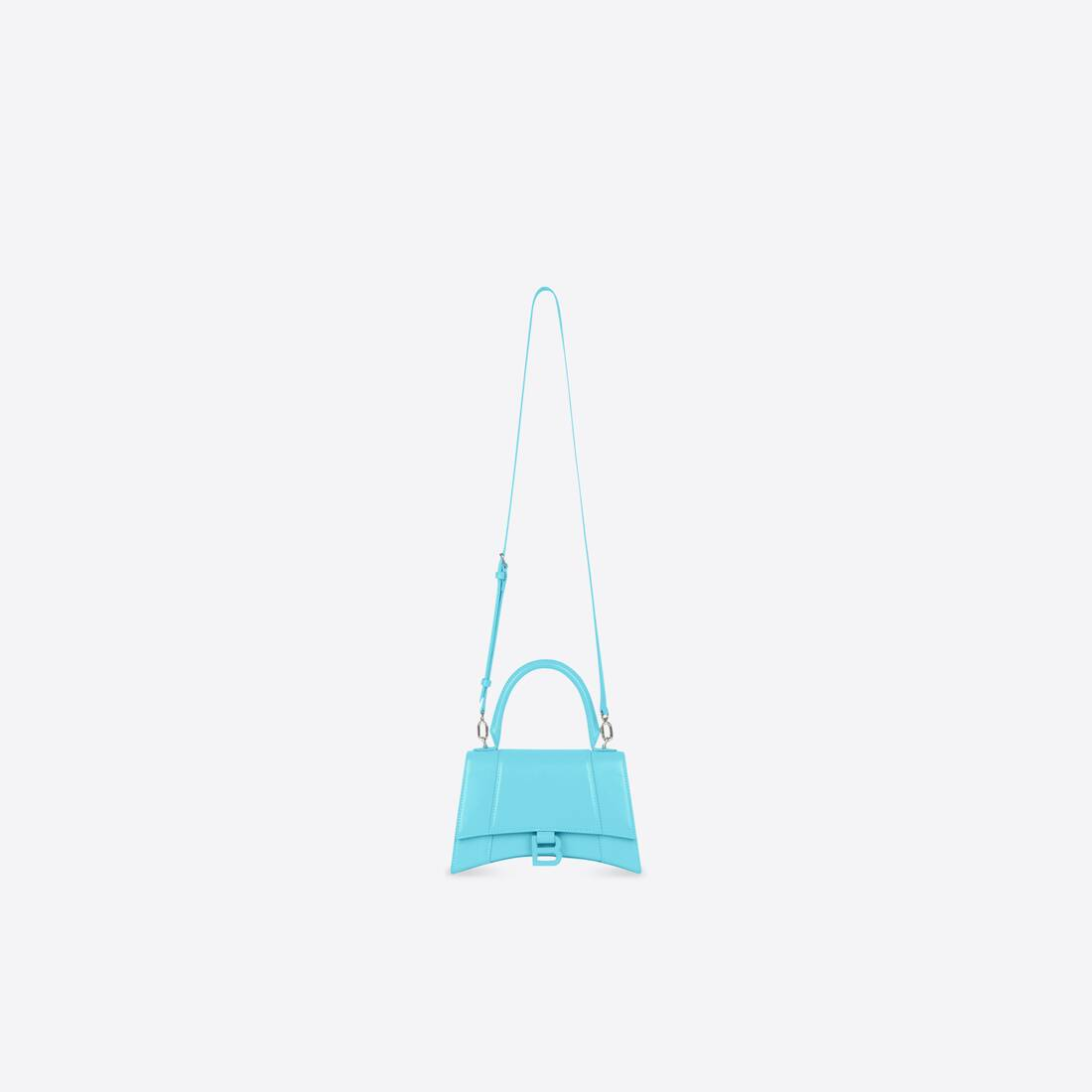 Display zoomed version of hourglass small top handle bag 4