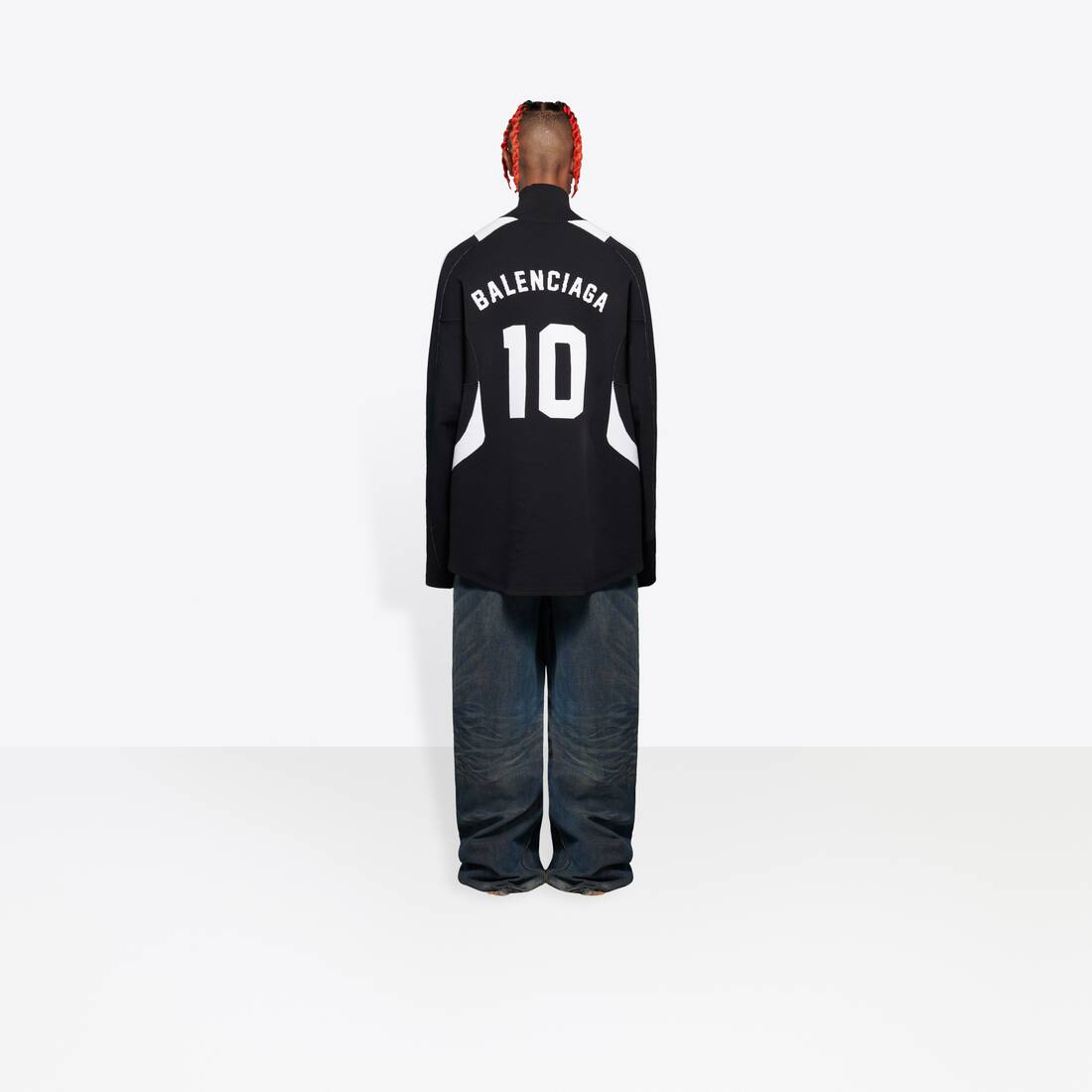 Display zoomed version of soccer zip-up tracksuit 5